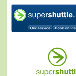 SuperShuttle: Airport Shuttle Transfers